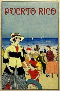Vintage poster.
