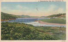 Vintage Johnstown: Quemahoning Dam