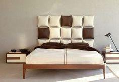 Come realizzare testate del letto diverse usando solo i cuscini | Fare casa