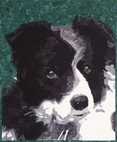 My Boy Rocky made by Claire Vivash. 2015 Festival of Quilts - Auckland Quilt Guild Inc (New Zealand)