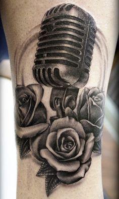 Realism Tattoo by Eric Marcinizyn?