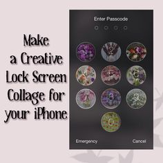 Learn how to get creative with iPhone lock screen collage with this easy step-by-step tutorial.