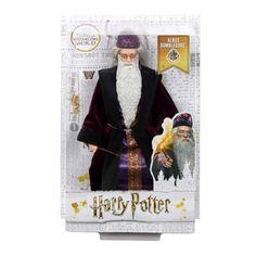 Wizarding World Of Harry Potter Albus Dumbledore Doll - Mattel - 2018 Harry Potter Toys, Harry Potter Merchandise, Harry Potter Wand, Hermione Granger, Harry Potter Collection, Albus Dumbledore, Barbie Collector, Fantastic Beasts, Barbie Dolls