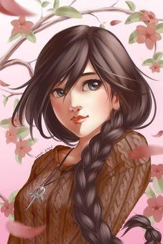 Serenity by Lunalli-Chan