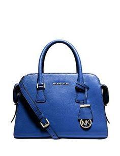 c38288ea23b2a2 Michael Michael Kors Harper Medium Zip Top Satchel Bag  #michaelkorselectricbluewallet Cheap Michael Kors Purses,