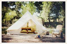Camping de luxe Shelter.co californie