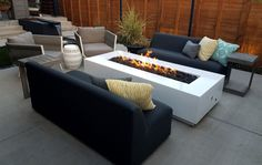 Modern Backyard with Low Maintenance and High Style - Northfield Stapleton - Mile High Landscaping