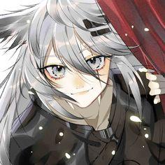 Rando Comics, Anime Devil, Anime Wolf Girl, Lappland, Anime Furry, Girls Frontline, Anime Style, Merlin, Anime Love