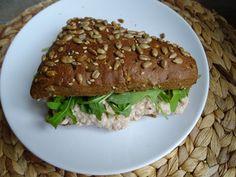 Zelfgemaakte tonijnsalade | gezonder | food