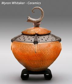 Bethesda Row Arts Festival - Oct. 19 & 20 - Myron Whitaker - Ceramics - www.bethesdarowarts.org
