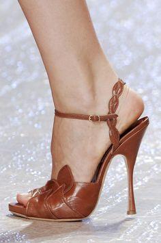 5872311e7f7 Vivienne Westwood at Paris Fashion Week Spring 2011. Dress ShoesWomen s ...