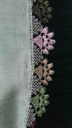 Tatting, Embroidery, Crochet, Herbs, Needlework, Crochet Hooks, Needlepoint, Lace Making, Crocheting