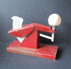 Vintage National Egg Grading Scale by MargsMostlyVintage on Etsy, $23.00