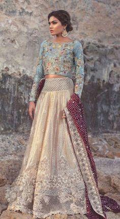 Tena durrani Pakistani couture