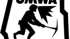 logo for the United Mine Workers of America