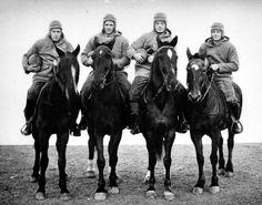 the Four Horsemen of Notre Dame.