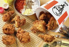 The Tribune test kitchen tested what may be KFC's secret recipe -- a blend of 11 herbs and spices. Here's what we found.