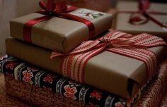 Упаковка подарков на НГ