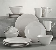 Au Naturale 16-Piece Dinnerware Set
