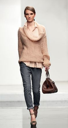 Liviana Conti - Collezione Inverno 2013 - Pullover available @ Lutgarde Bags and More, Maastricht NL