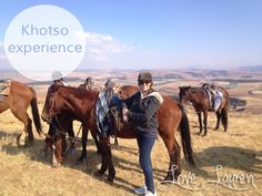 Khotso horse trails are right next door to The Old Hatchery