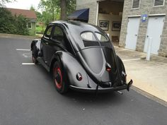 Recently acquired 1946 VW