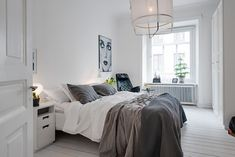follow the link, love the colour pallette and decor in this home