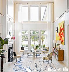 40+ fabulous designer foyers.