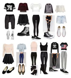 """""""My styles"""" by mileysha-2003 on Polyvore featuring Boohoo, River Island, Pusheen, Sans Souci, Coast, T By Alexander Wang, WearAll, Calvin Klein Collection, Topshop and Chicnova Fashion"""