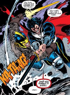 Black Knight vs Proctor