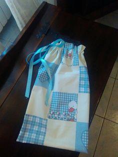 Un sacchetto per l 'asilo per il vostro bambino tutto colorato