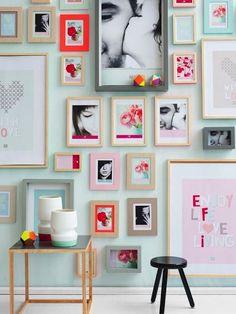 """Яркие фотографии, постеры и картины в интерьере, блог """"Твой Дизайнер"""""""