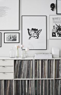 • art prints & vinyls (via D a D a a)