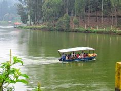 Ooty Lake - place to visit in Ooty