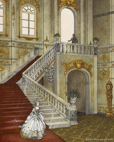 Cinderella by Dreoilin