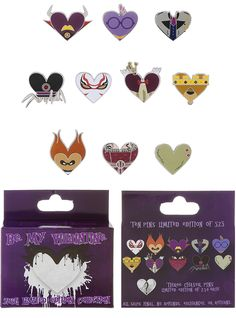 New Disney pins coming to Disney Parks in February
