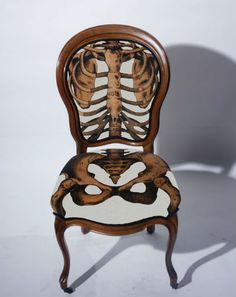 "Designer Sam Edkins' ""Anatomically Correct"" chairs are ""luxuriously over stuffed offering a Bourgeois comfort, borrowing from the look of Victorian parlor furniture."" They retail for £595.00 on the Cavaliero Finn website."