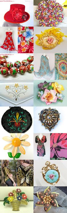 ❀ #Flowers for Mom - Flash Pro 2 ❀ by Dorota and Monika on Etsy--Pinned with TreasuryPin.com