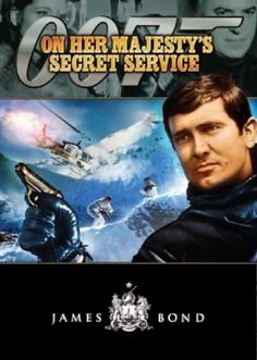 Image result for george lazenby posters