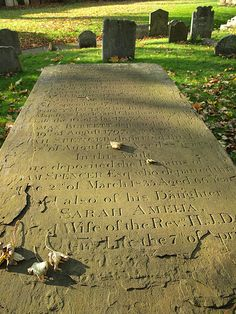 Tomb in the grave yard at St Marys Dock road Chatham [shared]