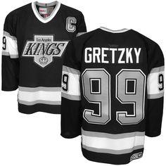 38c3025fec9c1 Wayne Gretzky Los Angeles Kings Vintage Replica Jersey 1989 (Away)