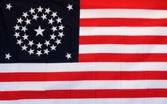 US 34 Star Historical 3' x 5' Flag
