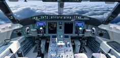 how to become a pilot training Avion Cargo, Aviation Insurance, Glass Cockpit, Ground School, Becoming A Pilot, Chile, Pilot Training, Honda Pilot, Flight Deck