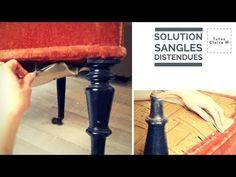 Upholstery, Stool, Furniture, Youtube, Home Decor, Arredamento, Tapestries, Decoration Home, Room Decor