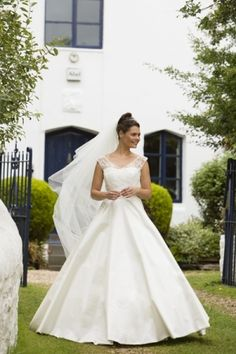 Erin by Blue Bridalwear available from Brides of Winchester