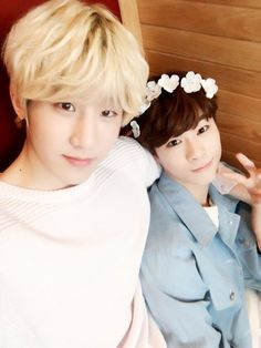 160412 #ASTRO Official Twitter Update #JINJIN #MOONBIN