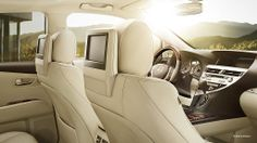 Lexus rx 350, Pearls and Interiors on Pinterest