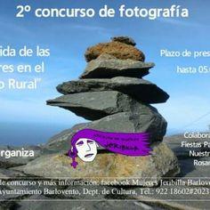 """Mujeres Jeribilla de Barlovento organiza el 2º concurso fotográfico """"La vida de las mujeres en el medio rural"""" en http://www.larevistadelapalma.com"""