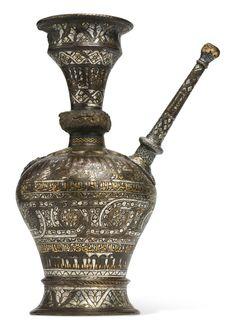 A rare Mamluk ewer from medieval Egypt | Christie's Islamic Center, London Market, Cleveland Museum Of Art, Victoria And Albert Museum, Museum Collection, Ancient Art, Metropolitan Museum, Islamic Art, Indian Art