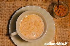 Chá de amendoim - Culinarístico